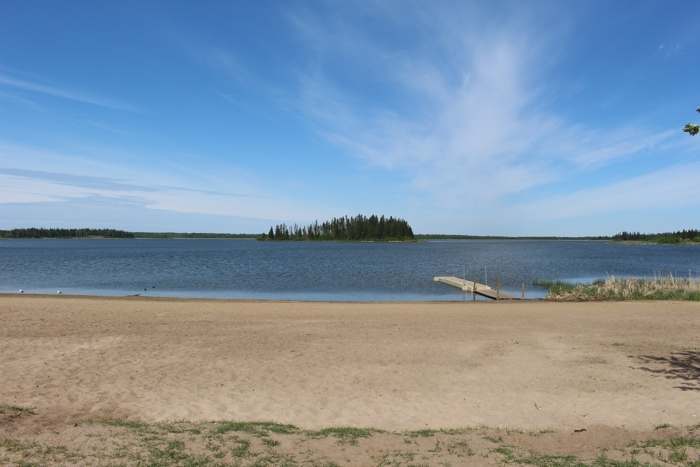 Astotin Lake Elk Island National Park