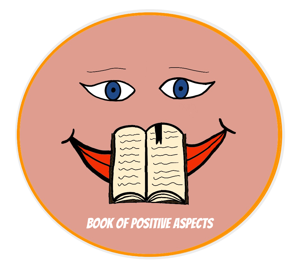 Book of positive aspects link