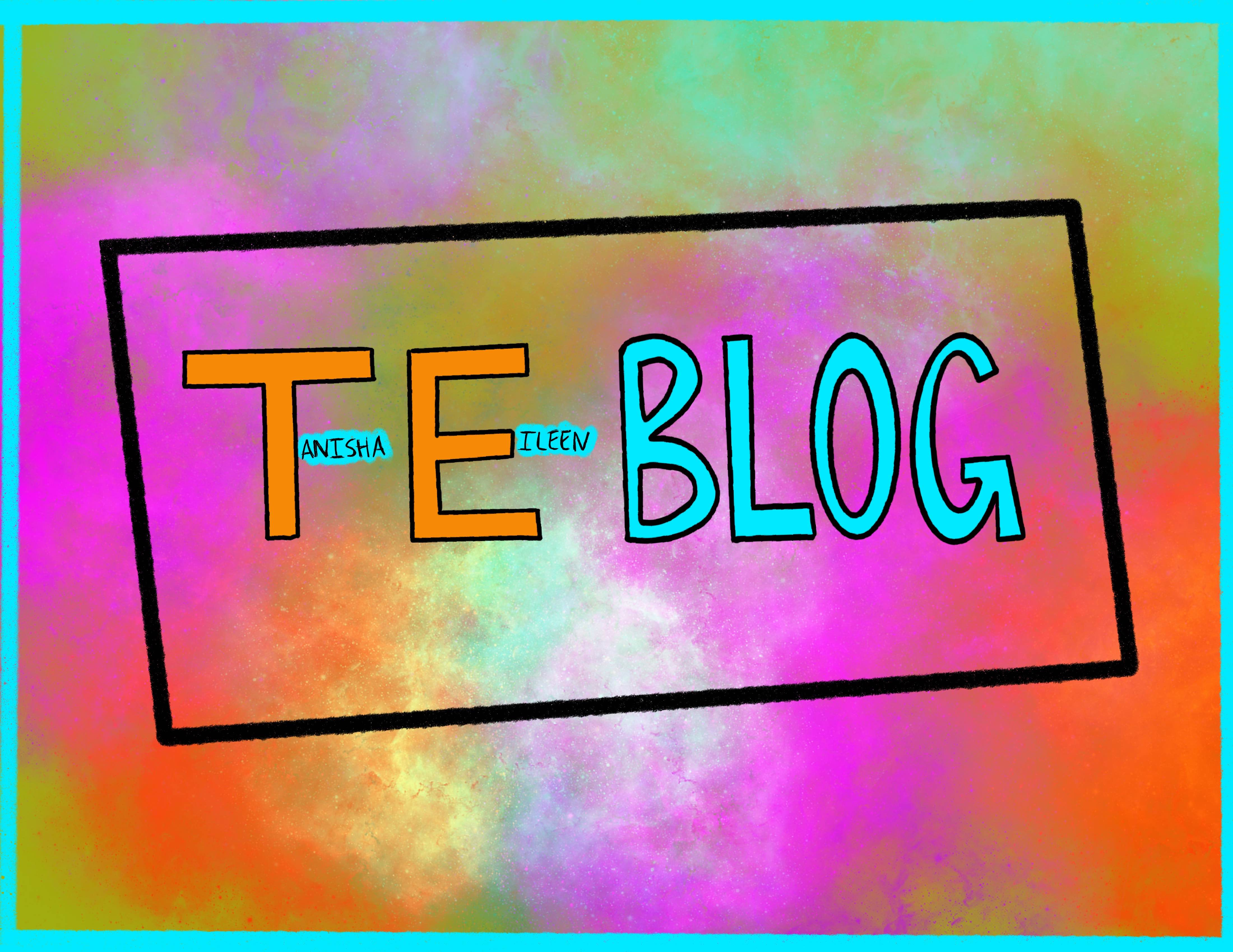 The Tanisha Eileen Blog